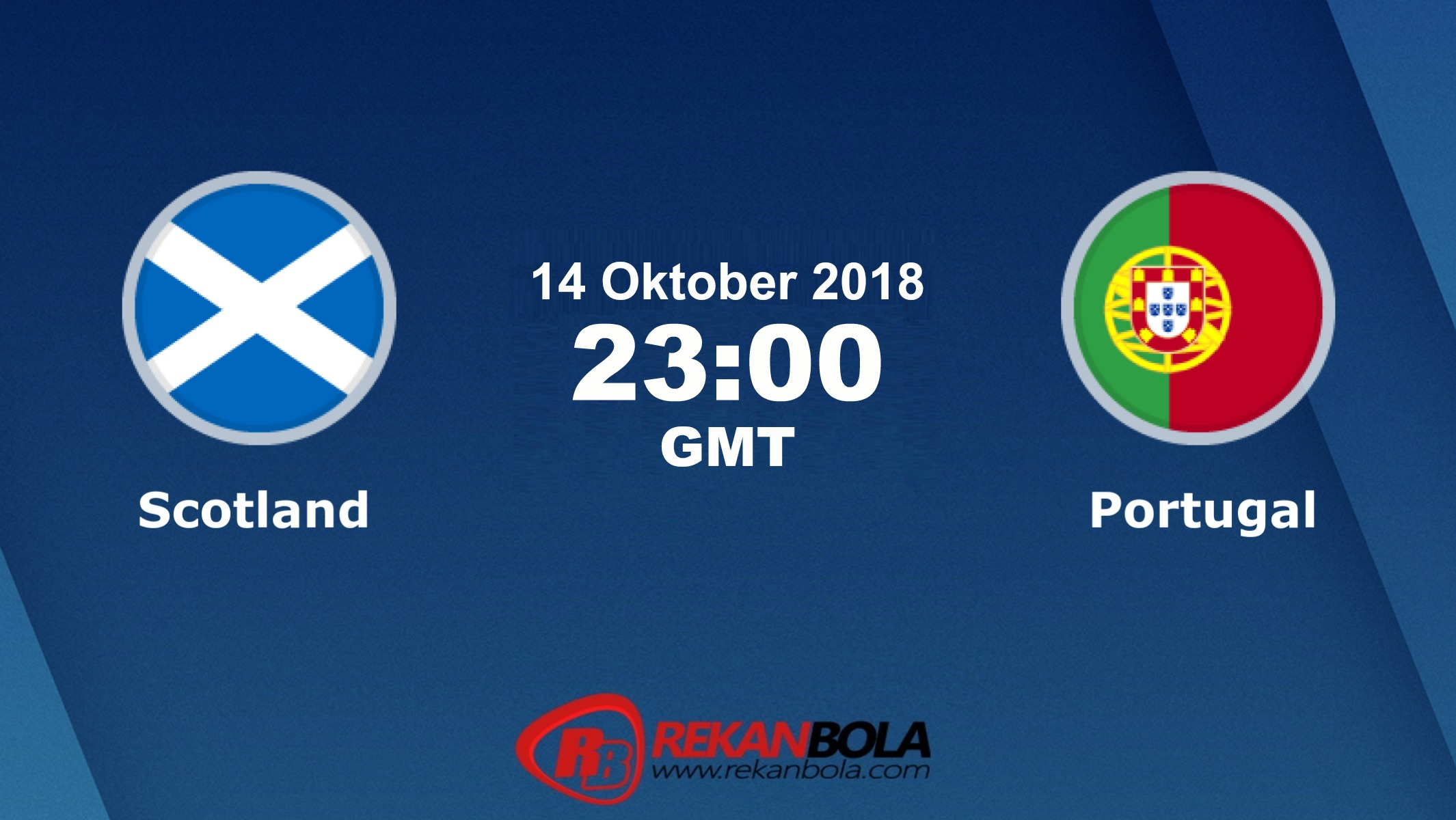 Nonton Siaran Live Streaming Skotlandia Vs Portugal 14 Oktober 2018