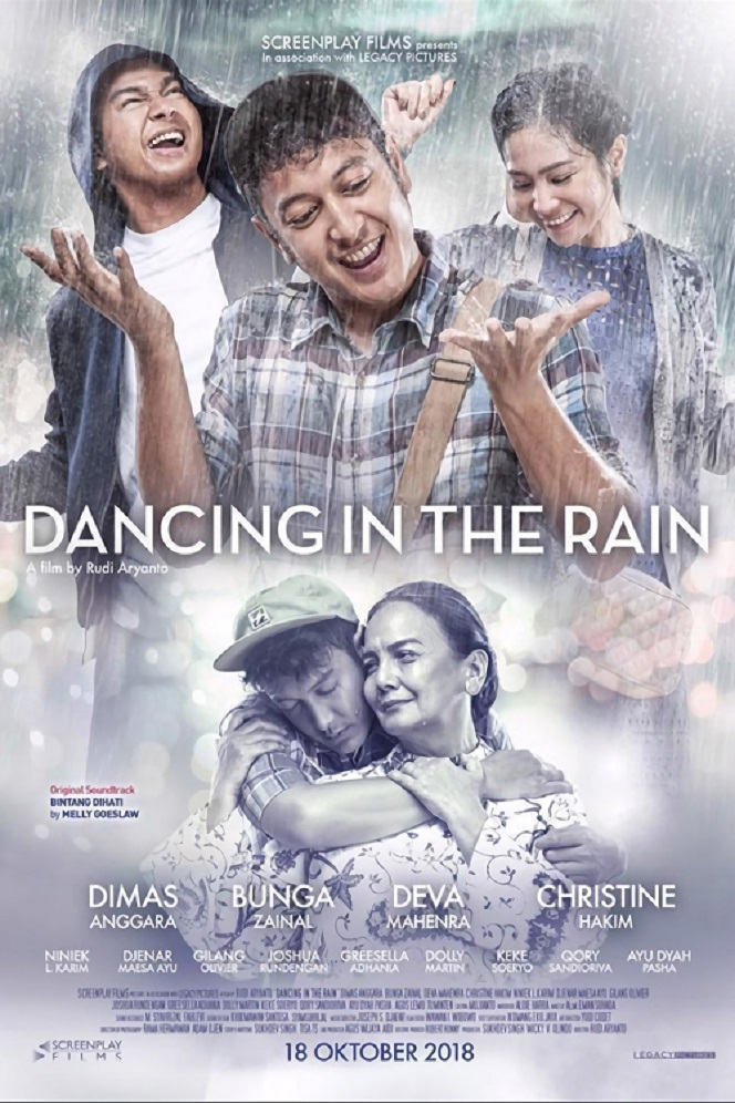 Nonton Streaming Movie Dancing in The Rain (2018) sub Indonesia dan English