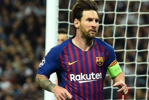 Trippier: Messi Luar Biasa