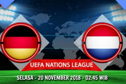 Prediksi Skor Germany vs Netherlands 20 November 2018