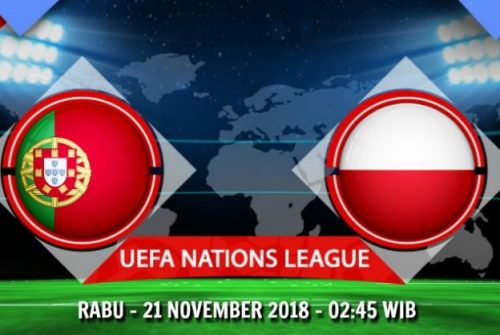 Prediksi Skor Portugal vs Poland 21 November 2018
