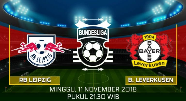 Prediksi Skor RB Leipzig vs Bayer Leverkusen 11 November 2018