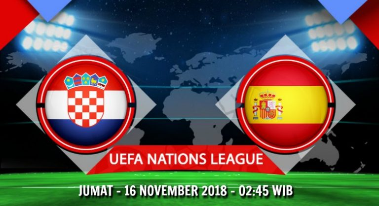 Prediksi Skor Croatia vs Spain 16 November 2018