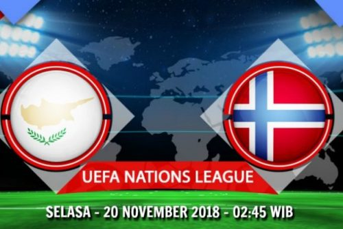 Prediksi Skor Cyprus vs Norway 20 November 2018