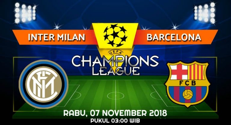 Prediksi Skor Inter vs Barcelona 07 November 2018
