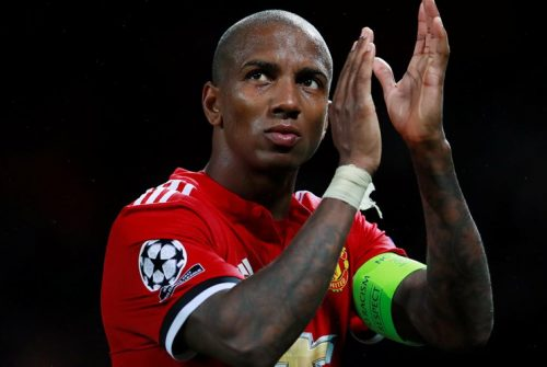 Inter Milan Disebut Idamkan Servis Ashley Young