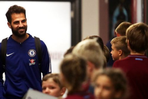 Eks Liverpool: Fabregas Legenda Arsenal, Bukan Legenda Chelsea