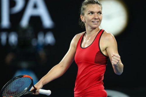 Simona Halep Siap Ramaikan Sydney International