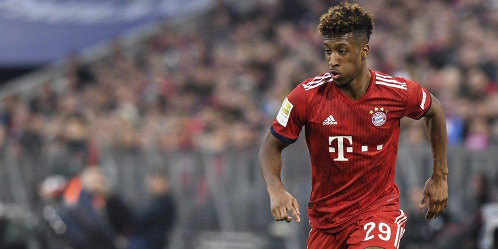 Kingsley Coman tak Mau Jadi 'The New Ribery'