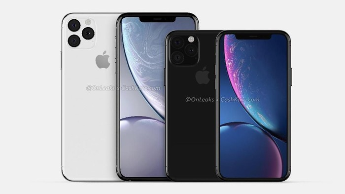 Apple Daftarkan 11 Model iPhone 2019