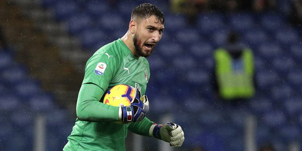 Milan Rela Lepas Donnarumma Demi Financial Fair Play