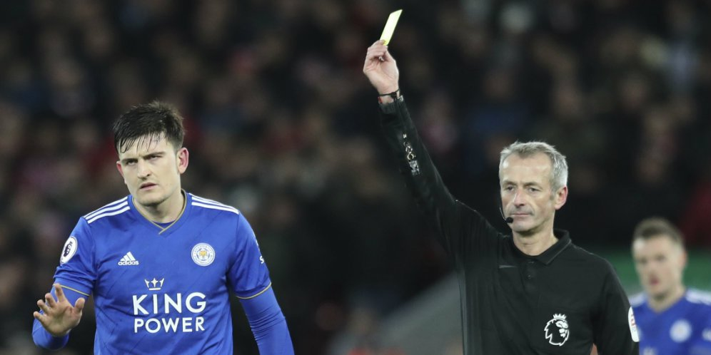 Harry Maguire Sudah Pamitan ke Leicester, Segera Gabung Manchester United