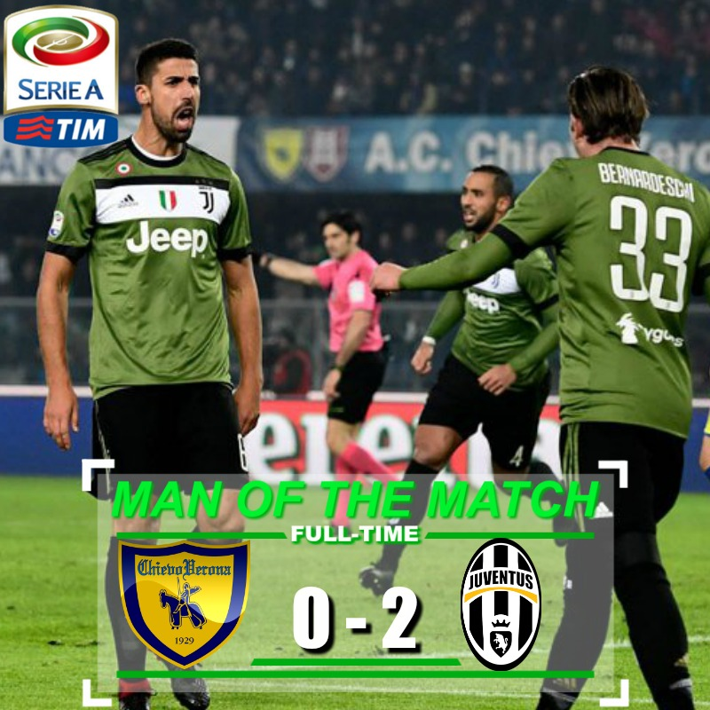 Highlights Serie A: Chievo 0-2 Juventus