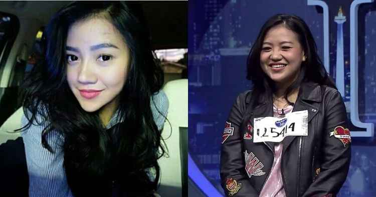 10 Potret Irine, backing vocal Judika yang pukau juri Indonesian Idol