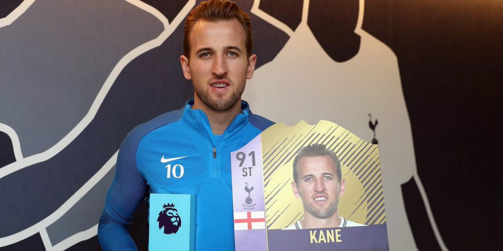 Kane Sabet Player of The Month Premier League Edisi Desember