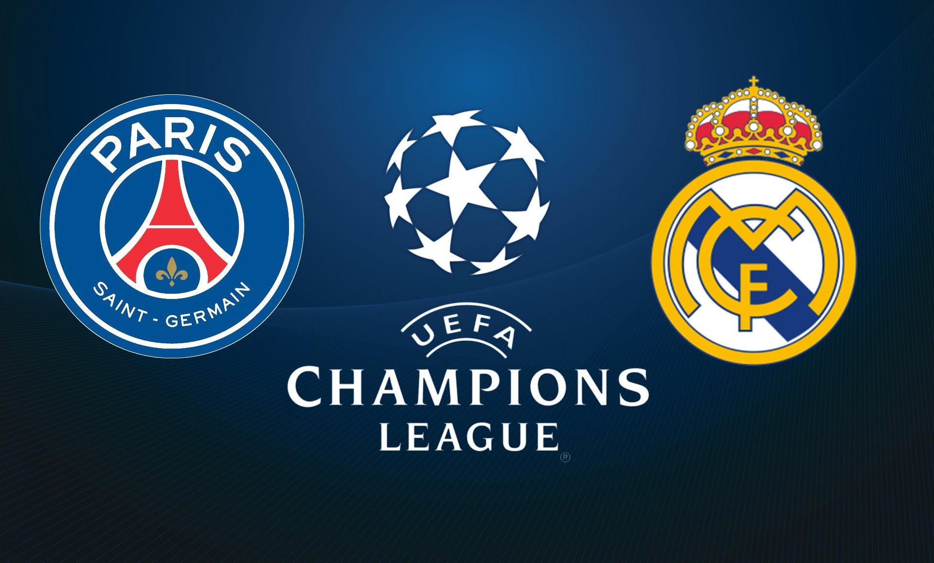 Nonton Streaming Bola  Liga Champions Paris Saint Germain vs Real Madrid