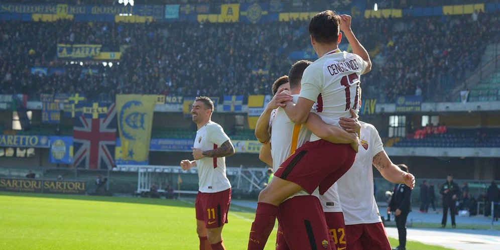 Highlights Serie A: Hellas Verona 0-1 AS Roma