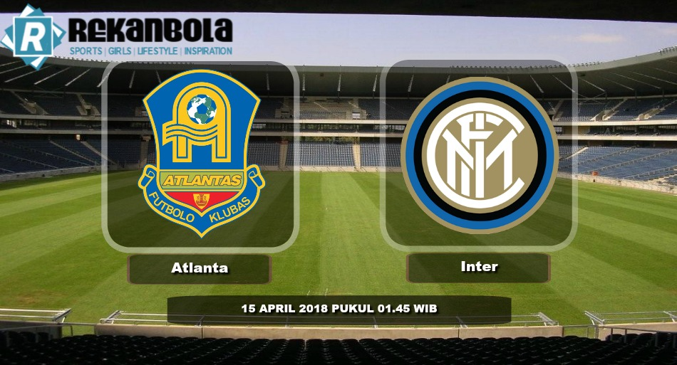 Live Streaming Serie A Italia Atalanta vs Inter Milan, Minggu 15 April 2018