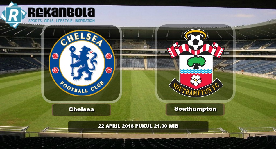 Live Streaming FA Cup Chelsea vs Southampton, Minggu 22 April 2018