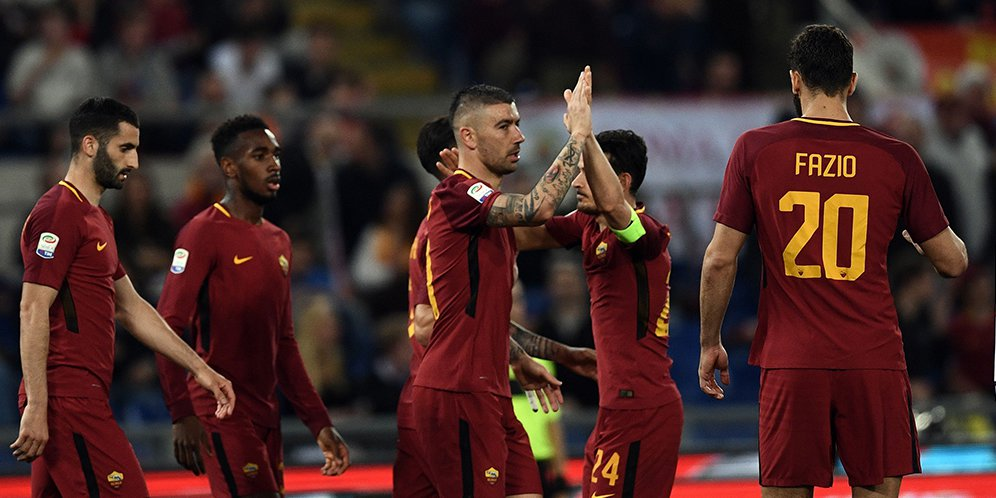 Highlights Serie A: AS Roma 2-1 Genoa