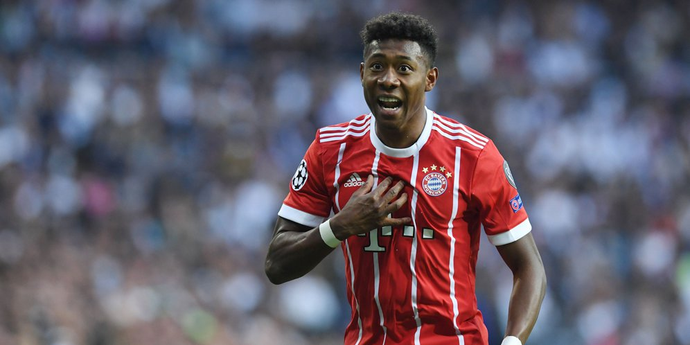 Agen Pastikan Madrid Incar David Alaba