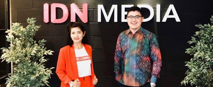 IDN Media Gandeng Fira Basuki sebagai Head of Communications and Strategy