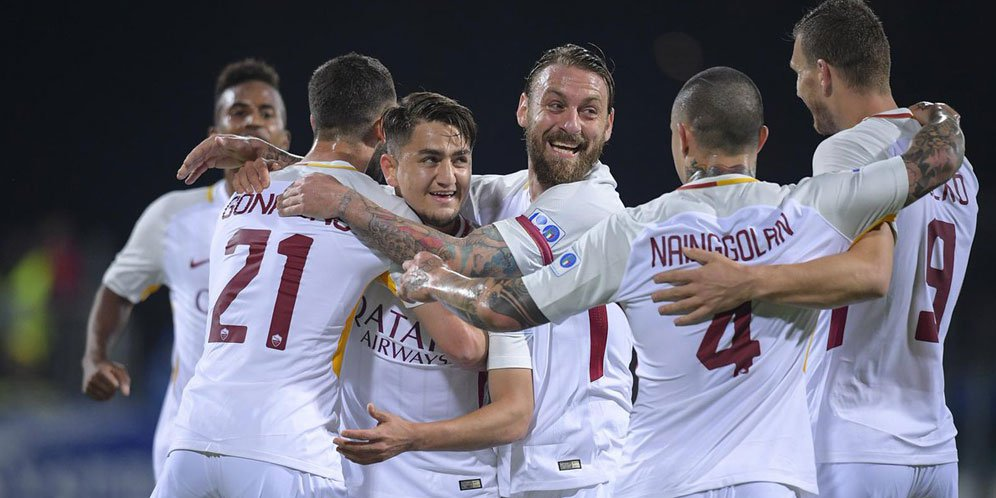 Highlights Serie A: Cagliari 0-1 AS Roma