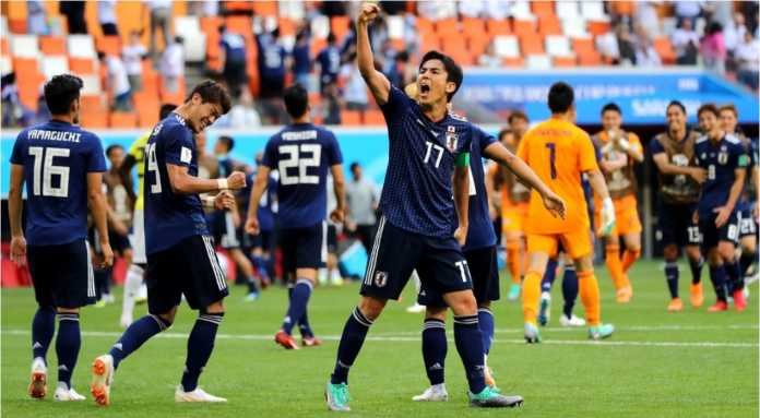 Video Highlights Cuplikan Gol Kolombia vs Jepang, 19/06/2018