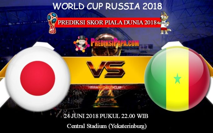 Prediksi Skor World Cup Japan vs Senegal 24 Juni 2018