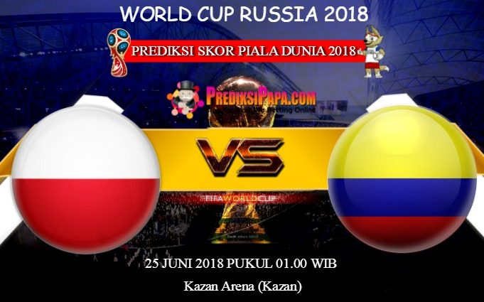 Prediksi Skor World Cup Poland vs Colombia 25 Juni 2018