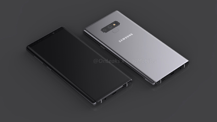 Bocoran Kecanggihan S Pen di Galaxy Note 9