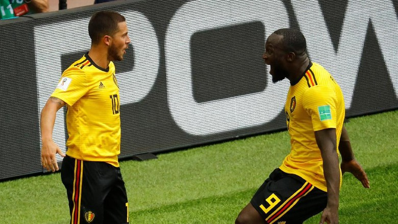 Highlights: Belgia Vs Tunisia 5-2