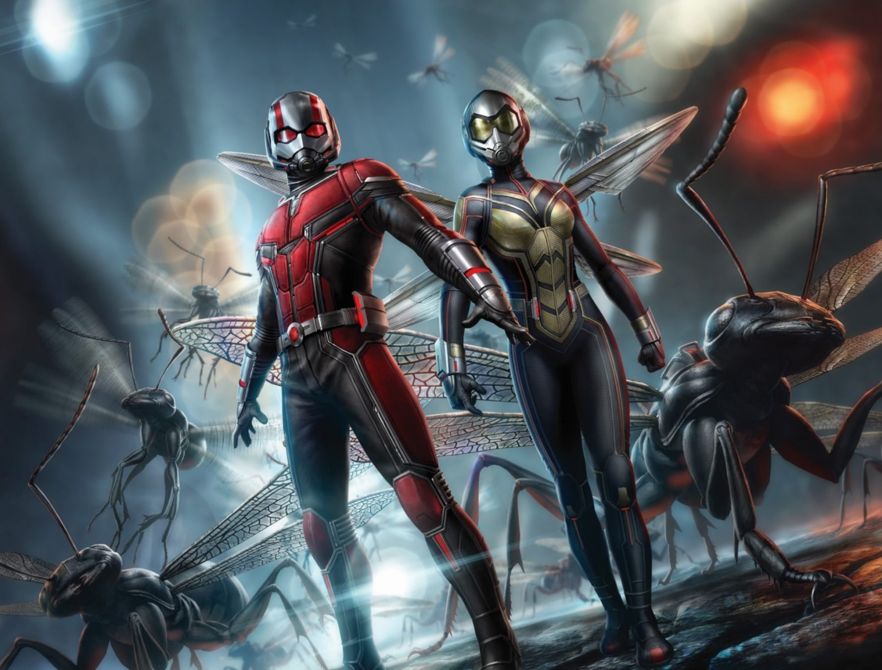Sinopsis Ant Man 2 and The Wasp: Misi ke Dunia Kuantum