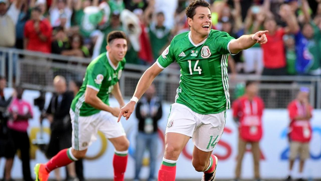 "Champ Moment: Ketajaman Javier ""Chicharito"" Hernandez"