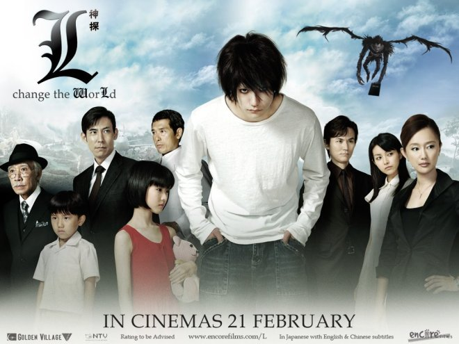 Review & Sinopsis Film Death Note 3 : L Change The World
