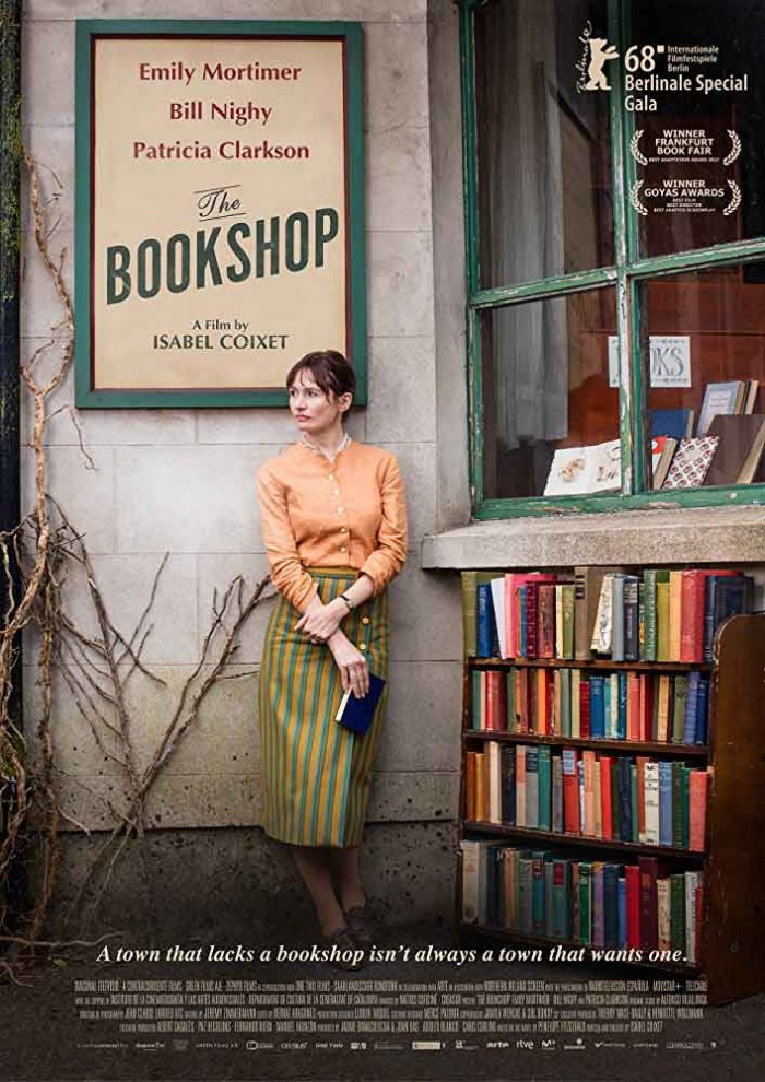SINOPSIS FILM The Bookshoop (2018)
