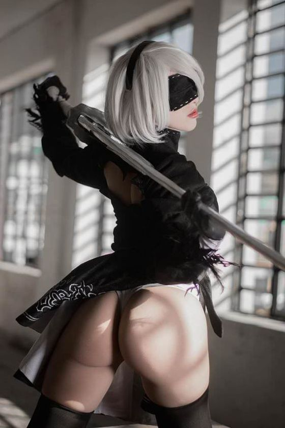 Awesome Cool And Sexy Cosplay