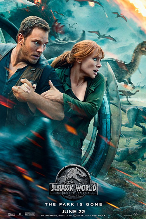 SINOPSIS FILM JURASSIC WORLD: FALLEN KINGDOM