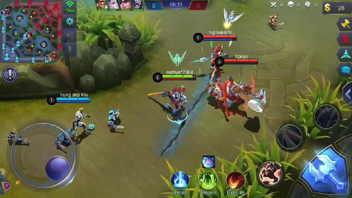 Gamer Mobile Legends Lagi Demam Lagu Champions United