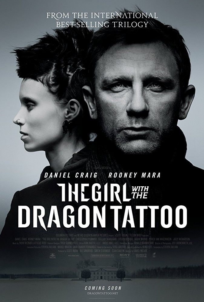 Film The Girl With the Dragon Tattoo