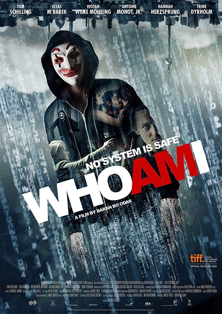 Film Who Am I: No System Is Safe