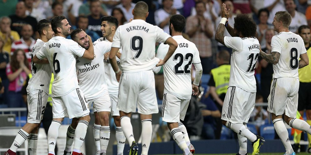 Hasil Pertandingan Real Madrid vs Getafe: Skor 2-0