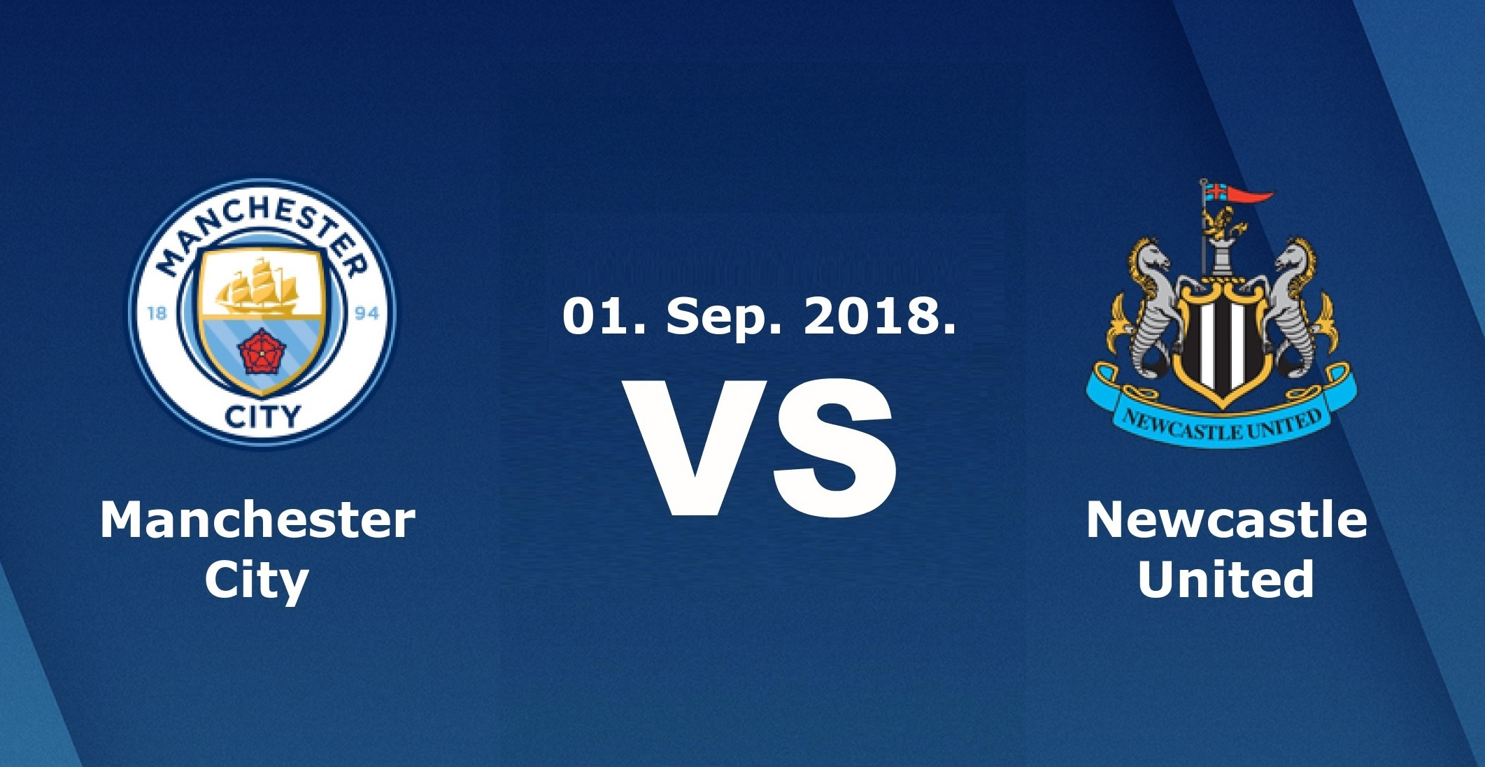 Nonton Live Streaming Man City vs Newcastle Malam Hari Ini