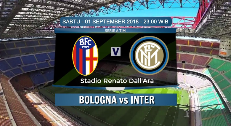 Prediksi Skor Bologna vs Inter 01 September 2018