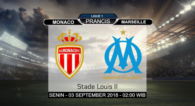 Prediksi Skor Monaco vs Marseille 03 September 2018
