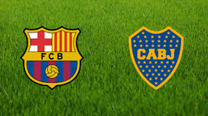 Highlights Barcelona 3-0 Boca Juniors 15/08/2018