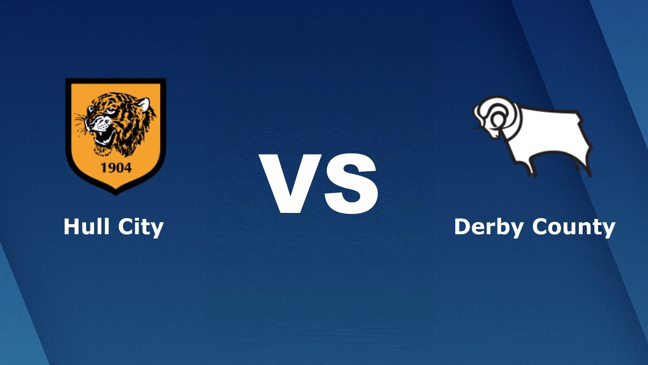 Nonton Live Streaming Hull City vs Derby County Malam Hari Ini