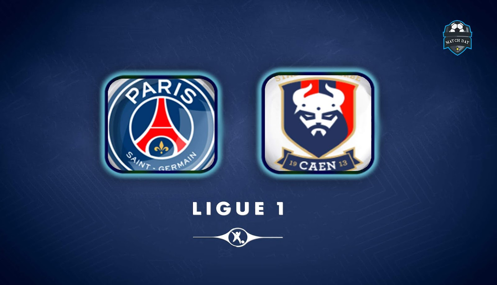 Highlights Paris Saint Germain 3-0 Caen 12/08/2018