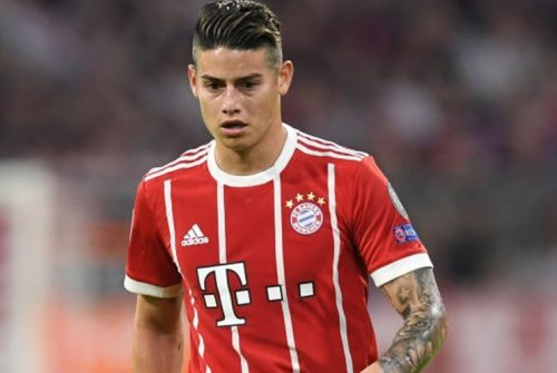 Ada Lopetegui, James Rodriguez Siap Balik ke Real Madrid