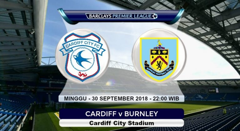 Prediksi Skor Cardiff vs Burnley 30 September 2018
